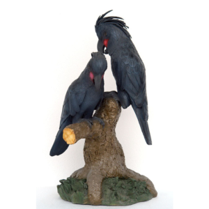 DBPC-1002 Black Palm Cockatoo Lover - Kaketoe