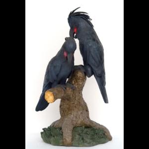 DBPC-1002 Black Palm Cockatoo Lover - Kaketoe