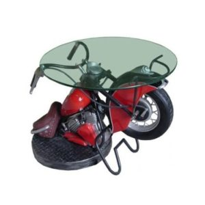 DF6380 Vintage Bike Tafel - Motor