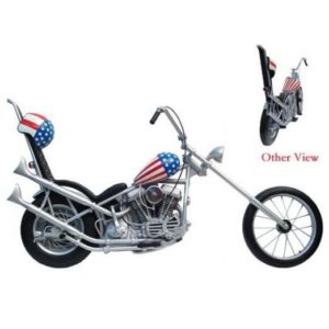 DF 6400 Wall Decor Motorbike Shopper - Motor