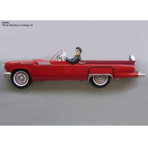 DF 6291 TB-Car Wall Decor - Elvis Presley