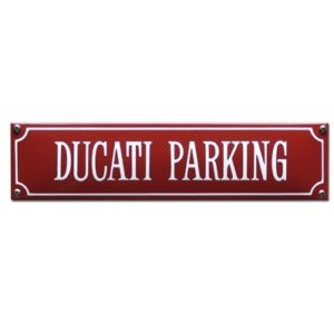 SS-22 Ducati Parking ROOD