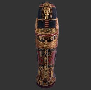FOQUS Egyptian Cabinet Sarcophagus - Sarcofaag