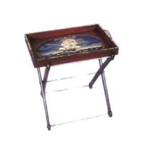 FOSSS Tray Square Ship with Stand