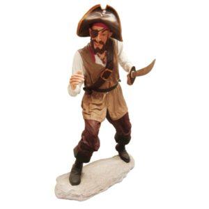 TB-FSC-310 Pirate Captain OneEye - Piraat