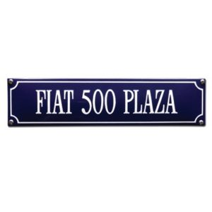 SS-27 Fiat 500 Plaza