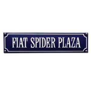 SS-29 Fiat Spider Plaza