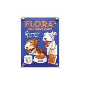 Nostalgisch Klein 01 Flora 10x14cm