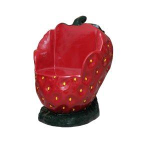G-228 Strawberry Stoel Adult - Aardbei