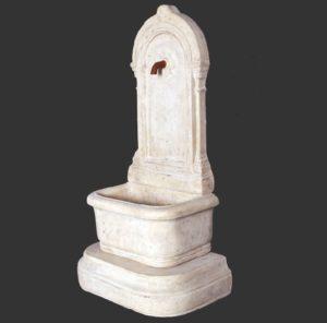 H-40504 Fountain Piccolo Roman Stone - Fontein