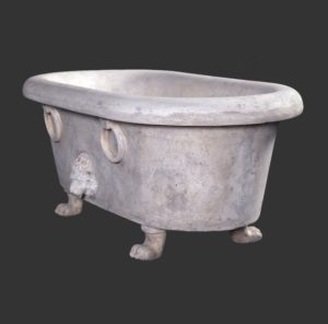 H-50601 Bath 19th Century RS - Plantenbak