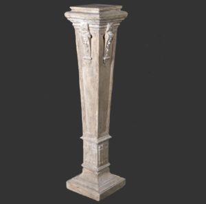 H-60501-RS Stone Finished Columm Diane RS - Pilaar