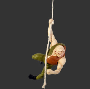 H-110070 Quasimodo on Rope