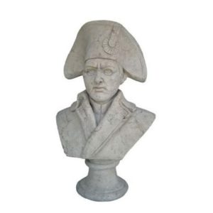 H-30516 Stone Finished Body Bust RS - Napoleon
