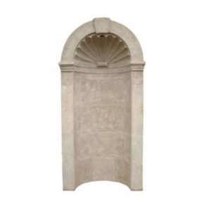 H-60505 Stone Finished Alcove RS - Alkoof