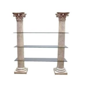 H-70703 Corinthian Columns Display with Glass