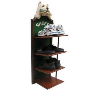 H-80022 Dog Shoe Rack - Schoenenrek