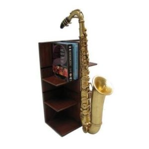 H-80032 CD Holder Saxophone