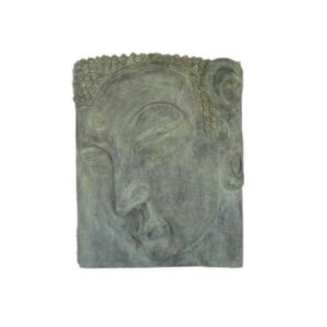 H-80704 Buddha - Boeddha Plaque