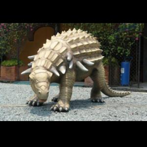 HD Dinosaurs Edmontonia - Dinosaurus