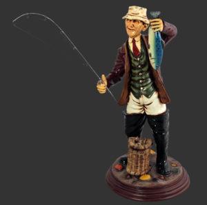 HFANG Fishing Angler - Visser