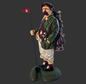 HFCA3 Golf Caddy 3 ft. - Caddie