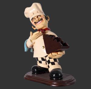 HFCMH Cook Menubord Holder - Kok