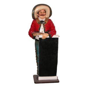 HFMS6 Cowboy Mexican Life Size - Cowboy