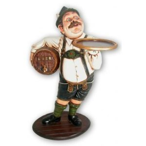 HFTBW Waiter Tiroler Beer 3 ft. - Ober