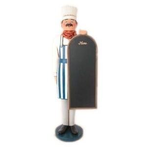 HFTOC Cook - Kok Toy - Menubord
