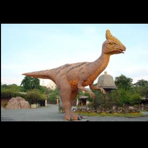 IR SAUROLOPHUS 8.3 m - Dinosaurus