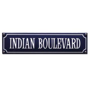SS-40 Indian Boulevard
