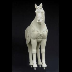 JW Terracotta Horse Left - Paard