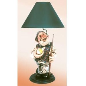 LIPPL Billiard Pool Player with Lamp - Biljart