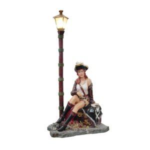 ST9706 Lady Pirate Lamp - Piraat