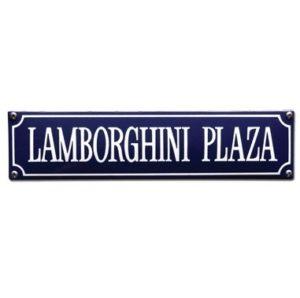 SS-48 Lamborghini Plaza