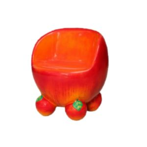 M-227 Apple Chair Child - Appel - 46 cm