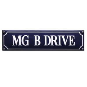 SS-57 MG B Drive