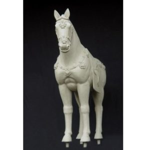 MN Terracotta Horse Paard Right - Paard