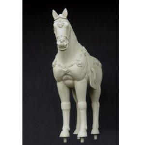 MN Terracotta Horse Paard Right - Paard