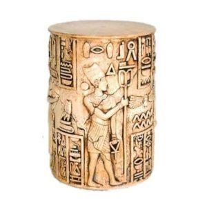 MUE3W Egyptian Pilaar Ceremonial White - Egypte