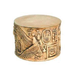 MUE5W Egyptian Pilaar Eagle White - Egypte