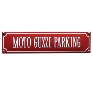 SS-62 Moto Guzzi Parking ROOD
