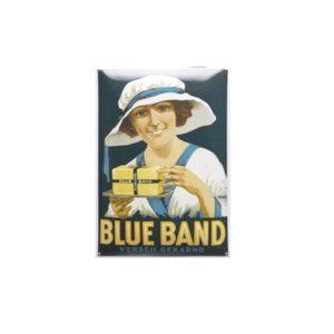 Nostalgisch Groot 01 Blue Band 35x50cm