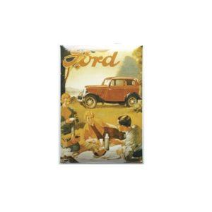 Nostalgisch Groot 02 Ford 35x50cm