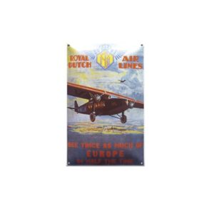 Nostalgisch Groot 20 KLM 35x50cm