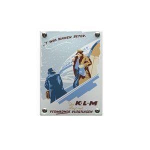 Nostalgisch Klein 10 KLM 10x14cm