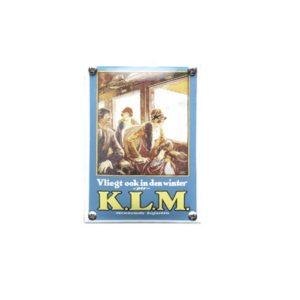 Nostalgisch Klein 11 KLM 10x14cm