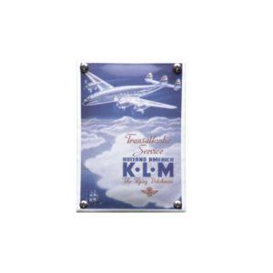 Nostalgisch Klein 12 KLM 10x14cm
