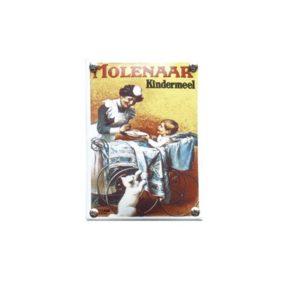 Nostalgisch Klein 16 Molenaar 10x14cm